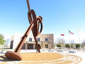 Midlothian Conference Center Sculpture