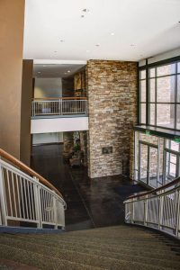 Upstairs Staircase View