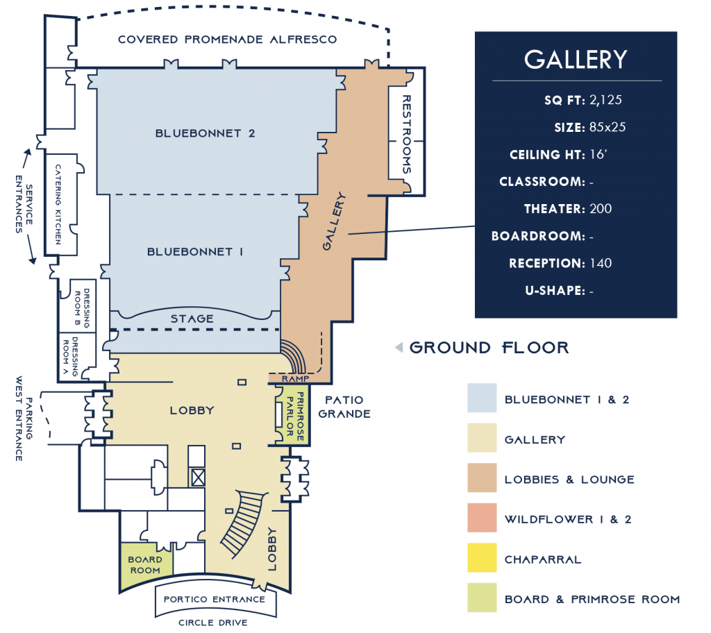 Floorplan Layout Gallery