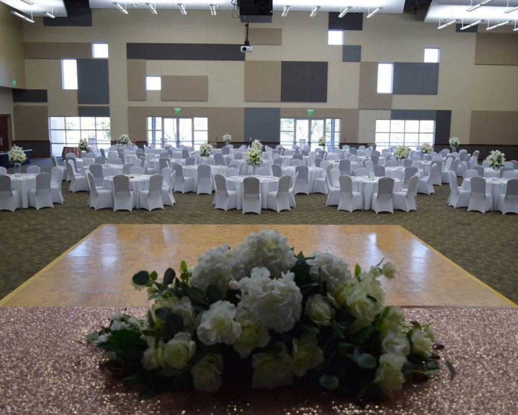 reception full